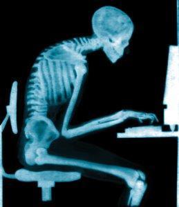 Poor Computer Posture
