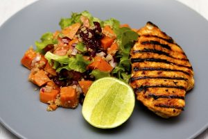 Ways to recover after work out , Food