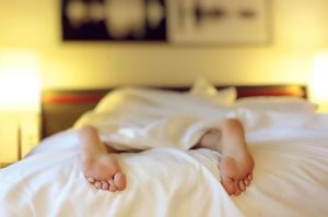 Ways to recover after work out, Sleep