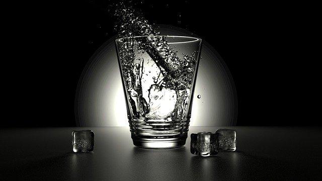 Keep Healthy in Lockdown Part 2, drink water