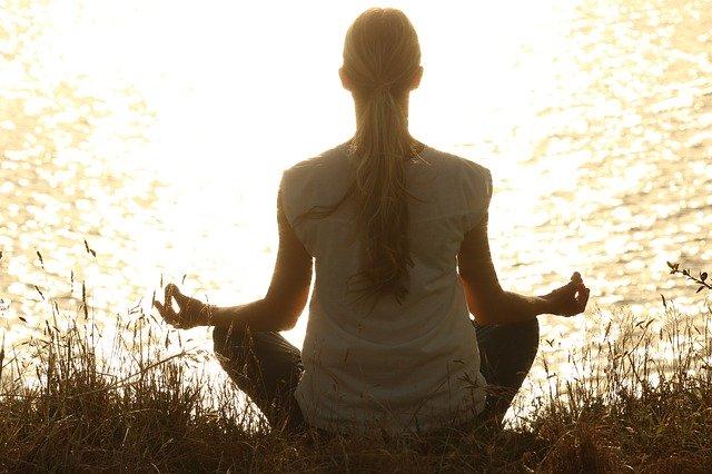 keeping healthy in lockdown part 2, yoga